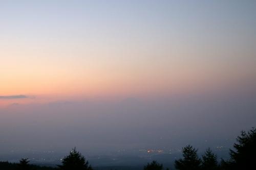 富士山わかるかな?