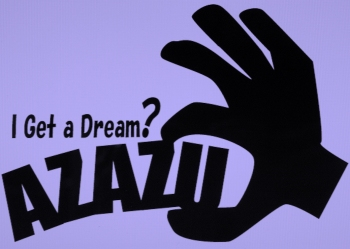 AZAZUにはロゴがあるんです!